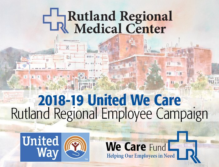 Image of RRMC for United Way campaign