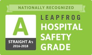"Leapfrog ""A"" Rating logo"