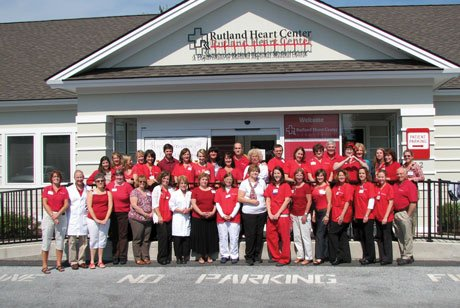 The Rutland Heart Center Care Team