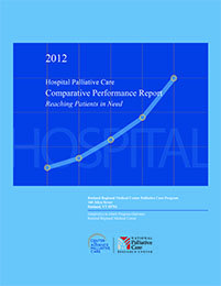 2012 Palliative Care Registry
