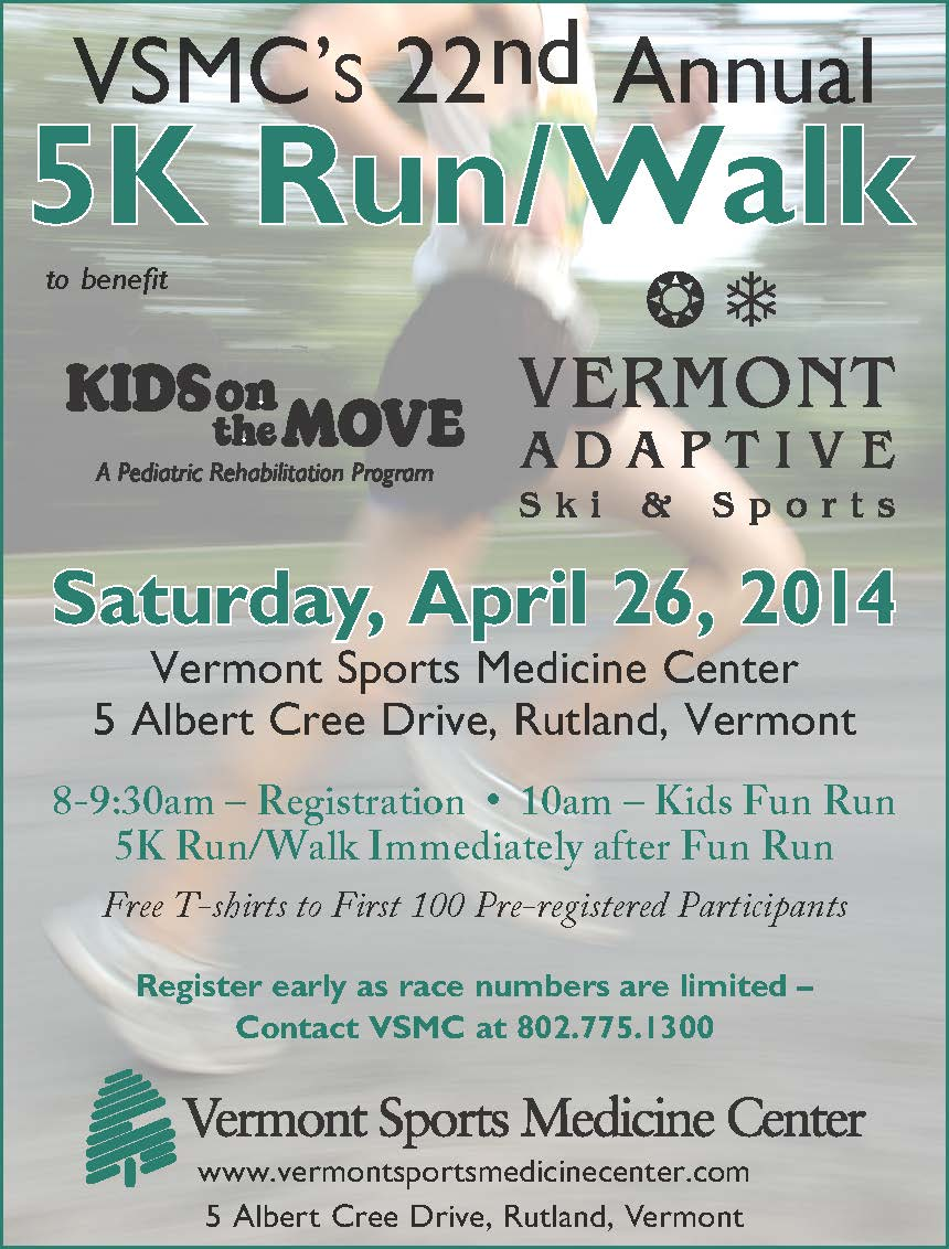 VSMC's 22nd Annual 5K Run/Walk