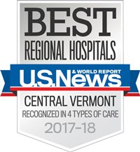 Best Regional Hospital Award Logo
