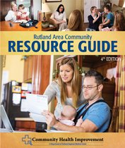 Rutland Area Community Resource Guide, 4th edition