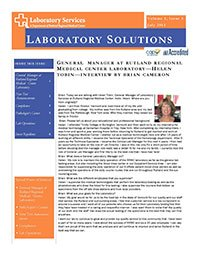 Laboratory Solutions Newsletter_Issue 3