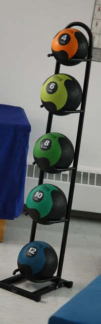 Weight Ball Rack