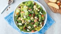 apple gorgonzola salad
