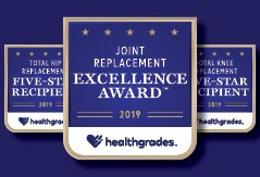 2018 Healthgrades awards
